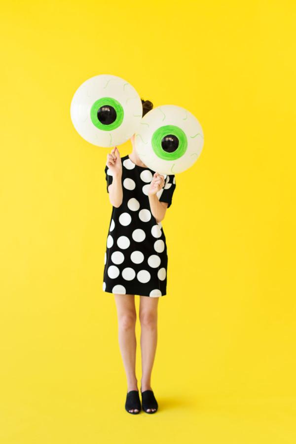 balloon eyeballs
