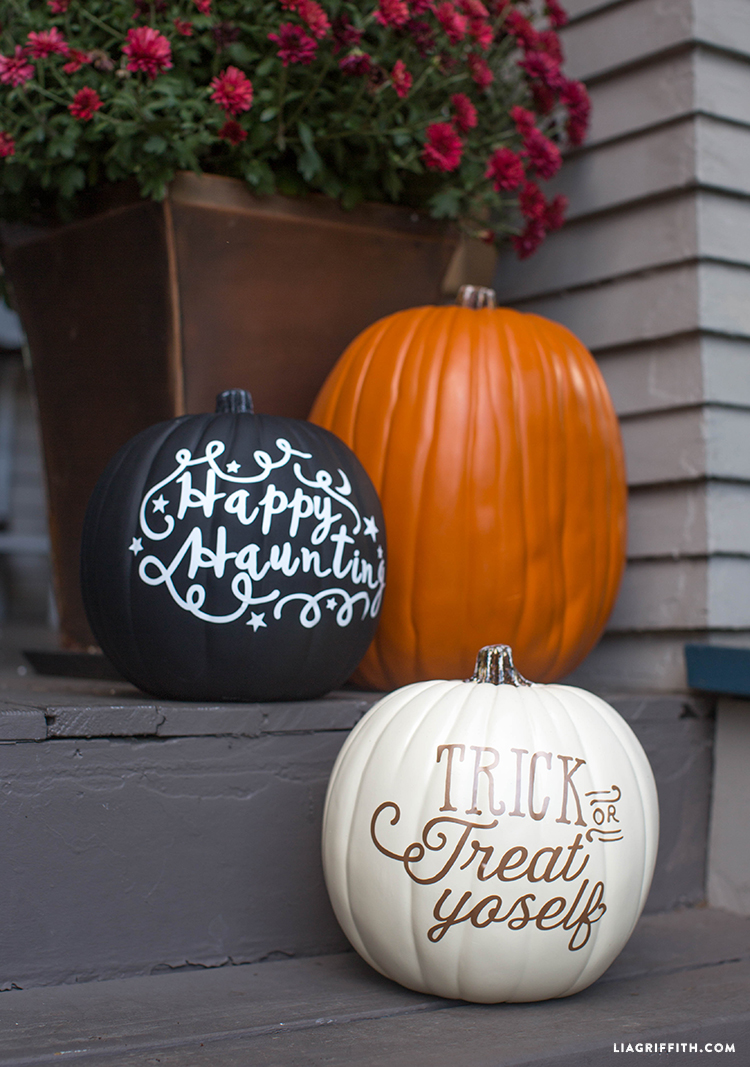 11 Clever Non Carved Pumpkin Ideas For Halloween Random