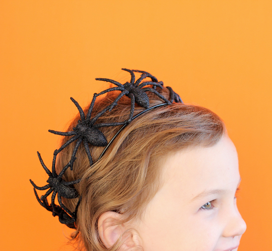 Easy Spider Crown