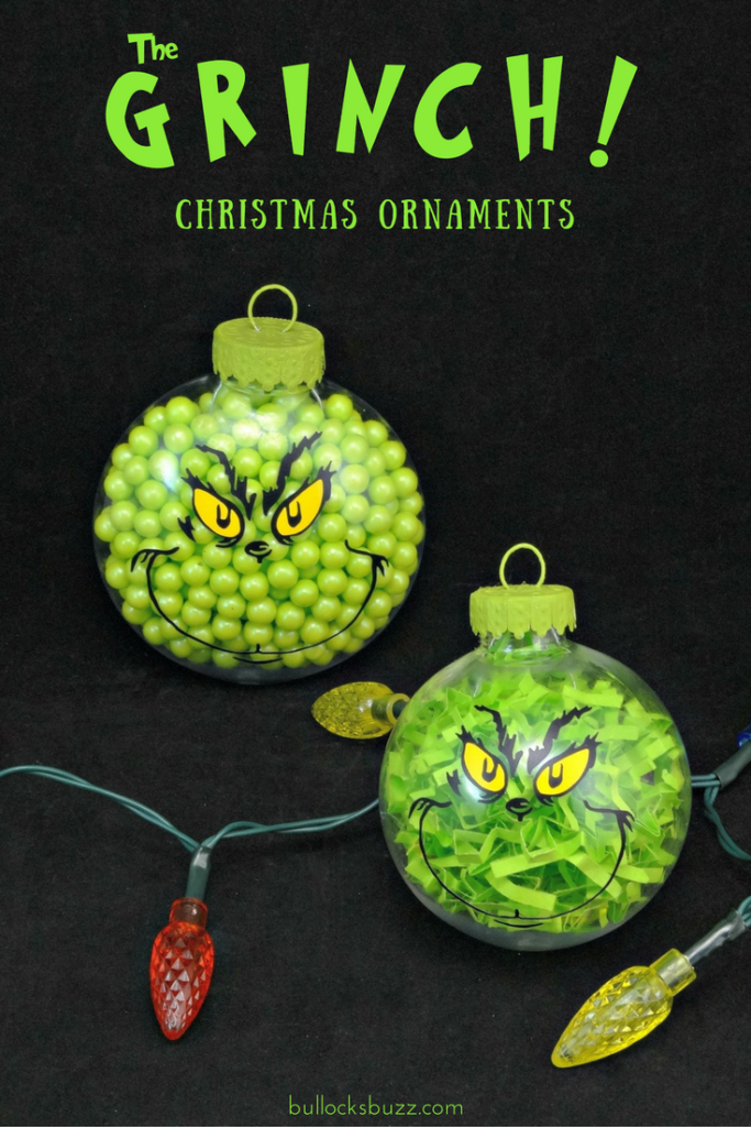 12 Grinch Christmas Crafts to Make this Holiday Season ...
