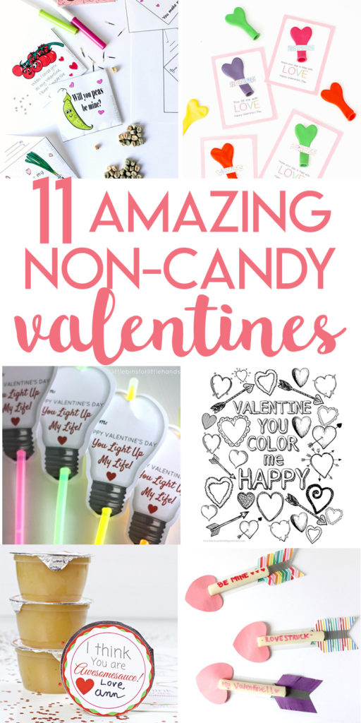 11 non-candy valentines to make for your friends for Valentine's Day