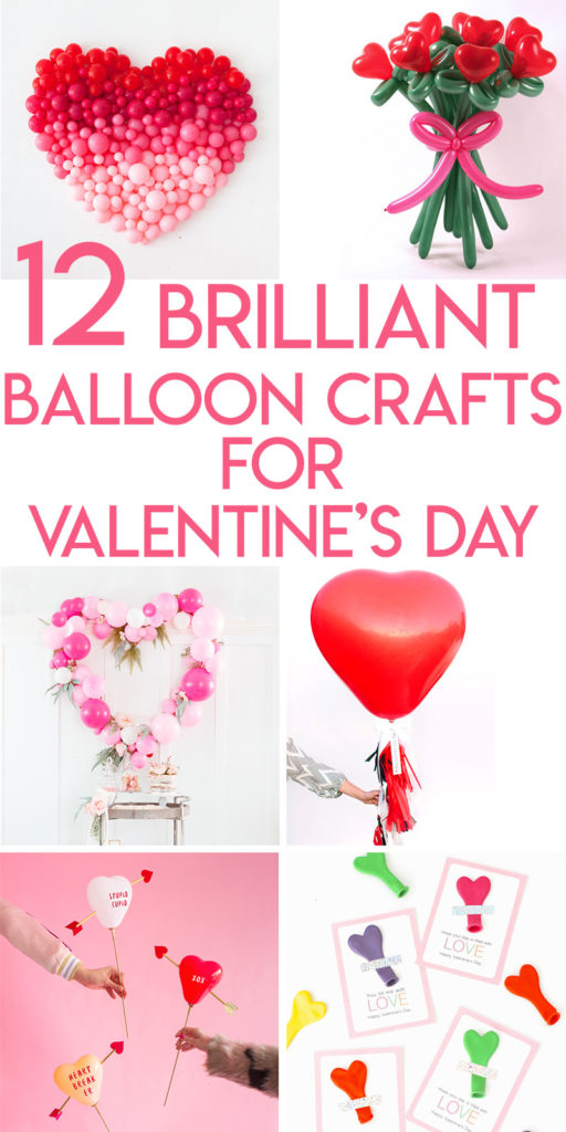 12 brilliant balloon tutorials for Valentine's day