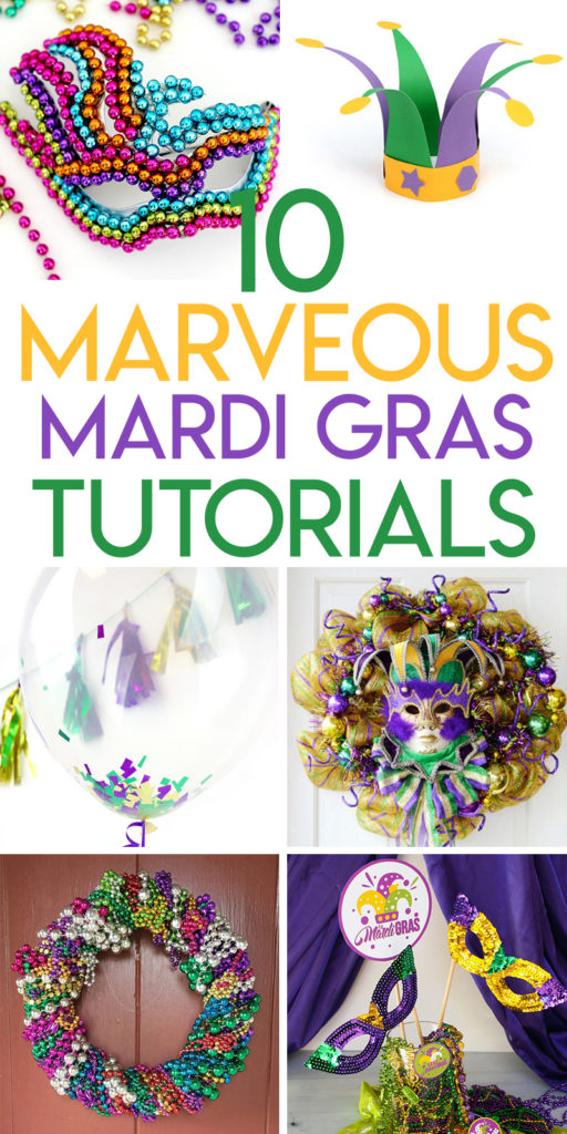10 marvelous mardi gras crafts